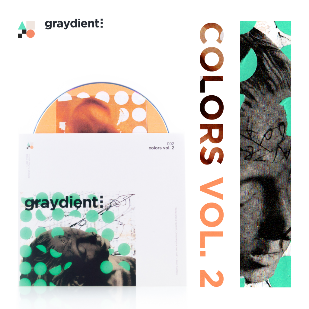 Graydient Collective Colors, Vol. 2
