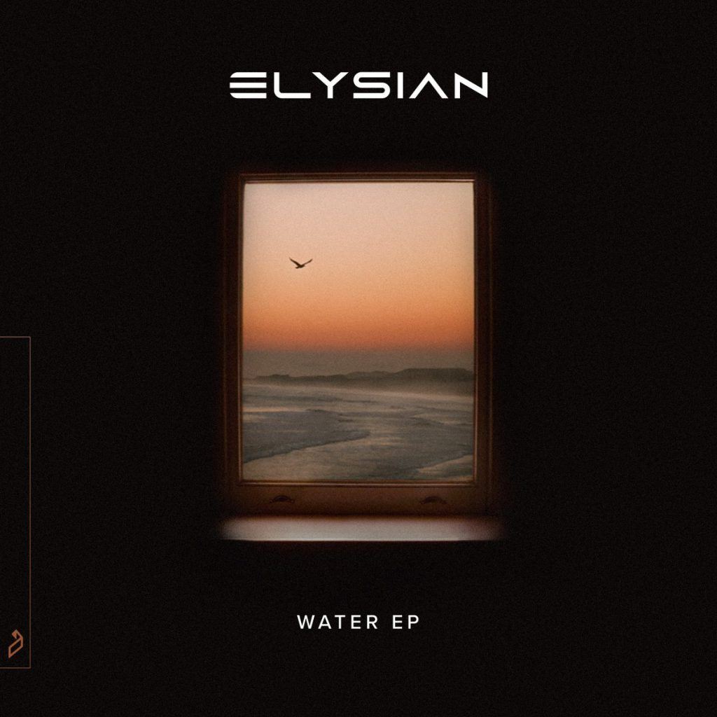 Elysian - Water EP - Cover art