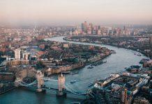 London River Thames ABGT400