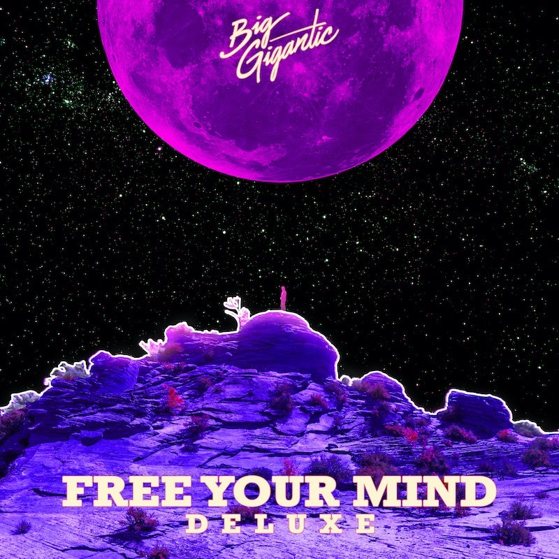 Big Gigantic Free Your Mind Deluxe Version
