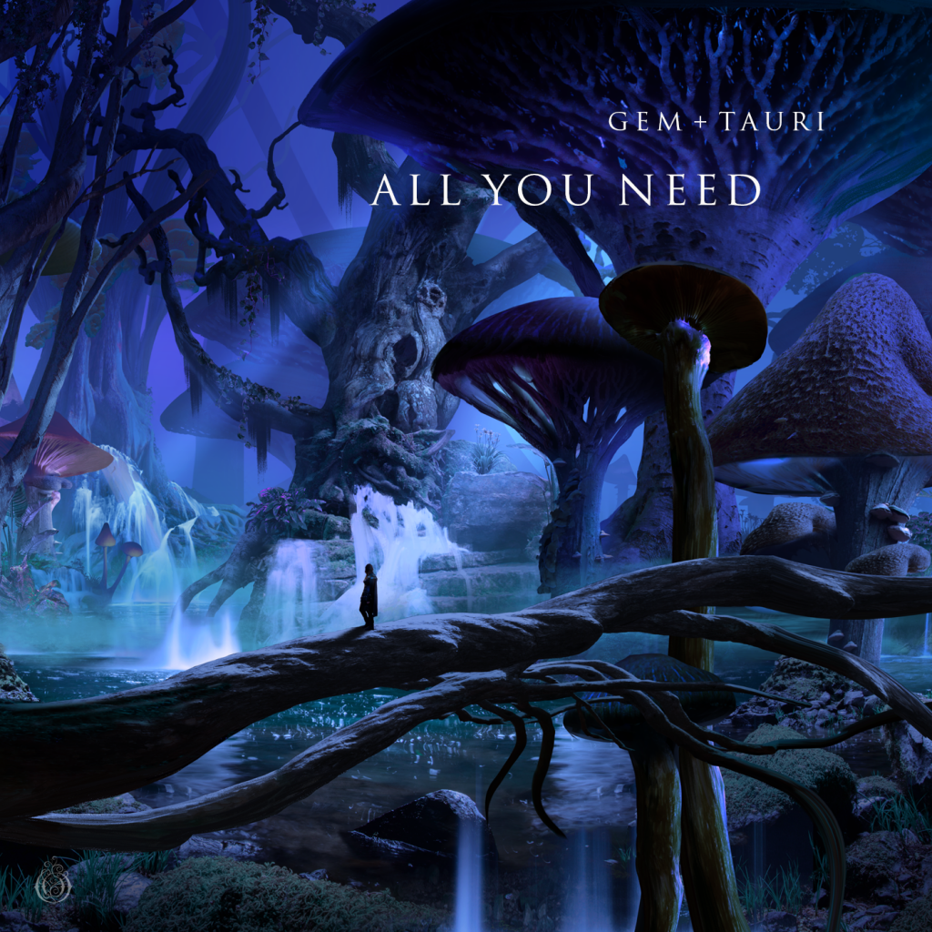 Gem and Tauri - All You Need - EP Cover Art