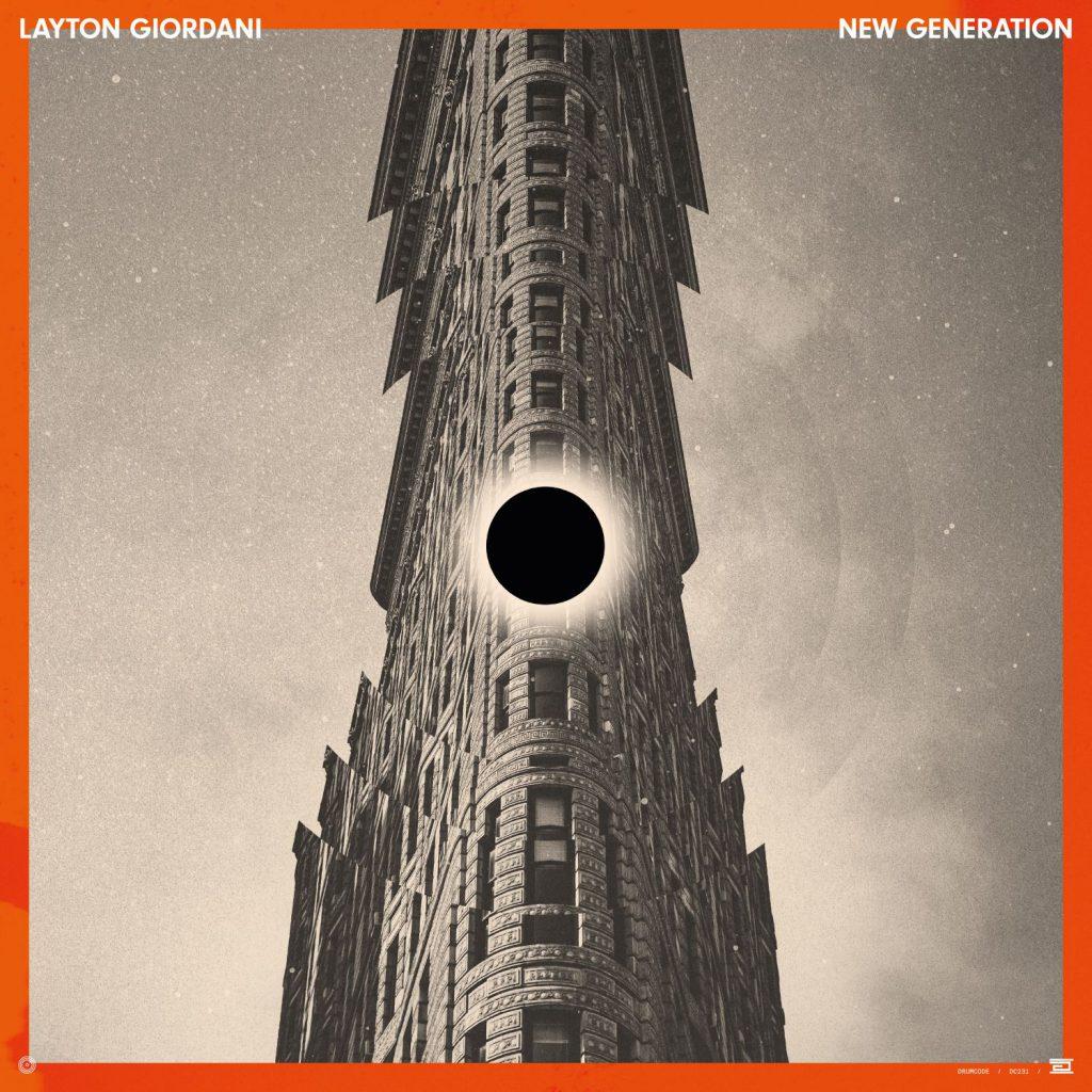 Layton Giordani - New Generation