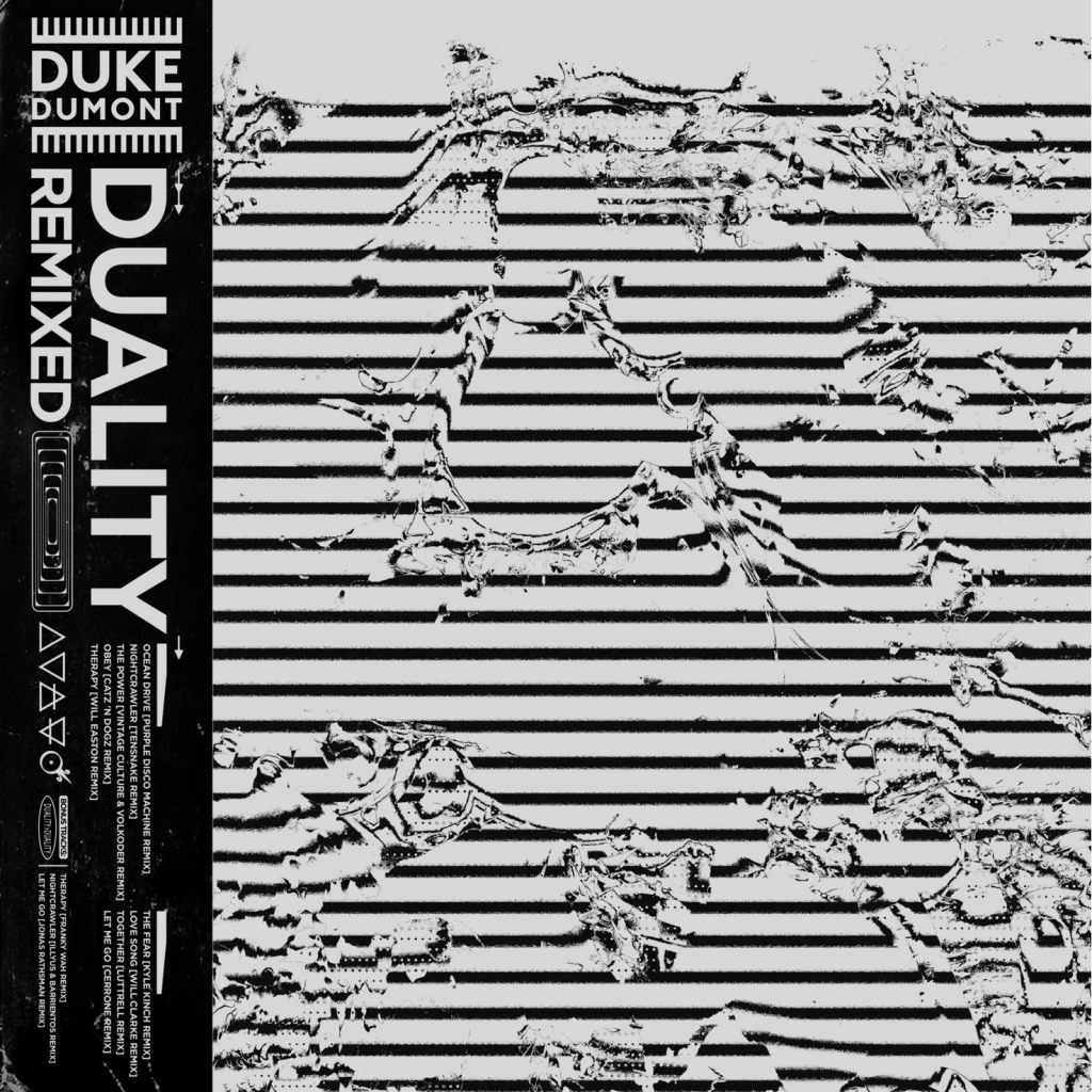 Duke Dumont Duality Remixed