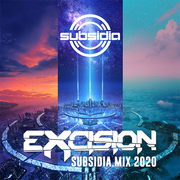 Excision Subsidia Mix 2020