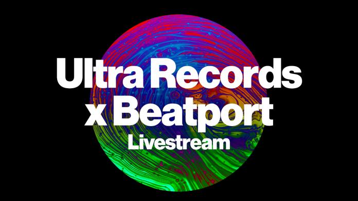 Ultra Records x Beatport Livestream