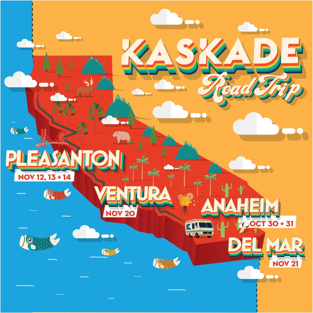 Kaskade Road Trip Drive-In Series
