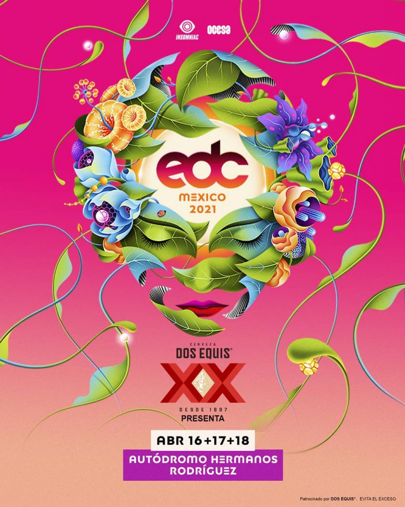 EDC Mexico 2021 Dates