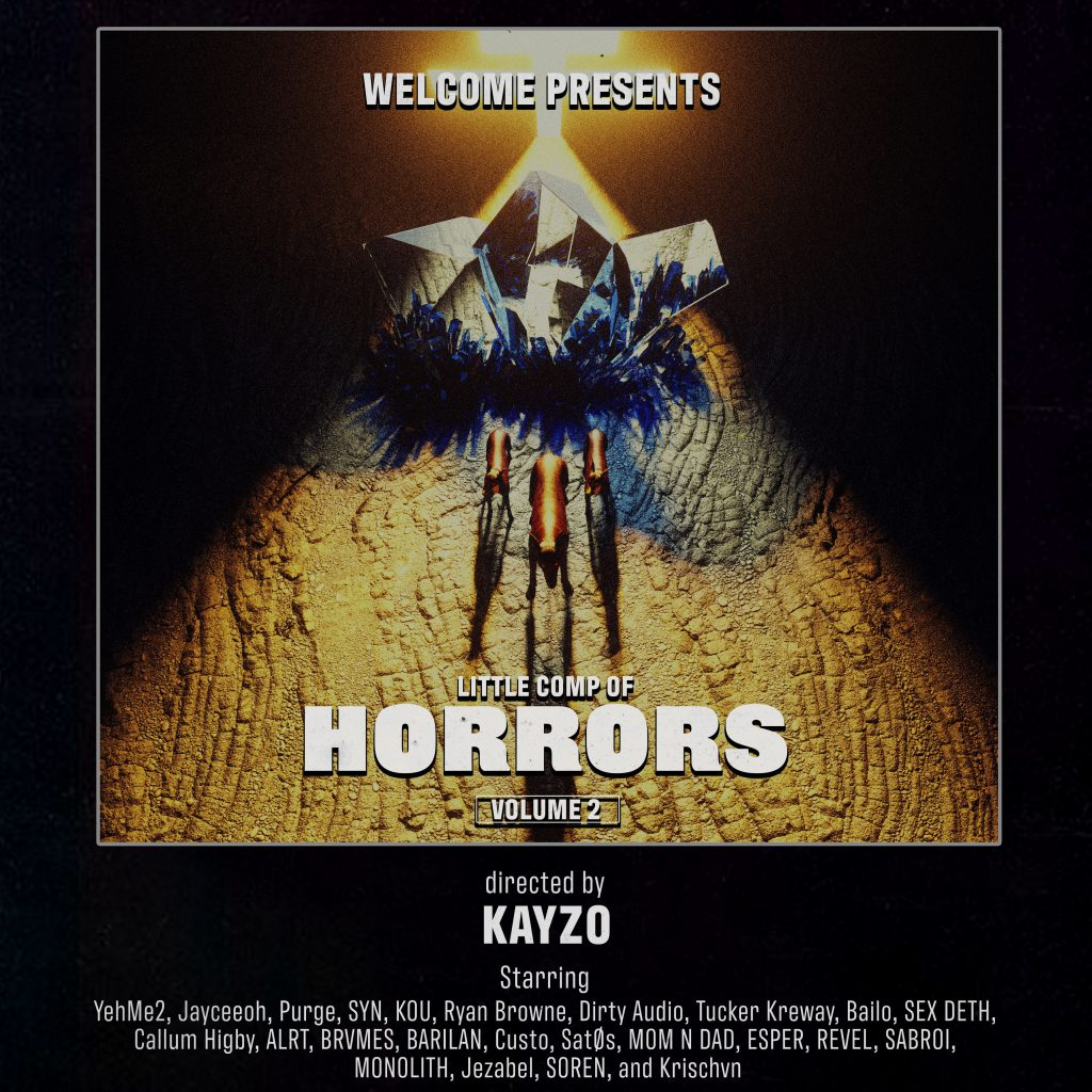 Kayzo Little Comps of Horrors Vol. 2