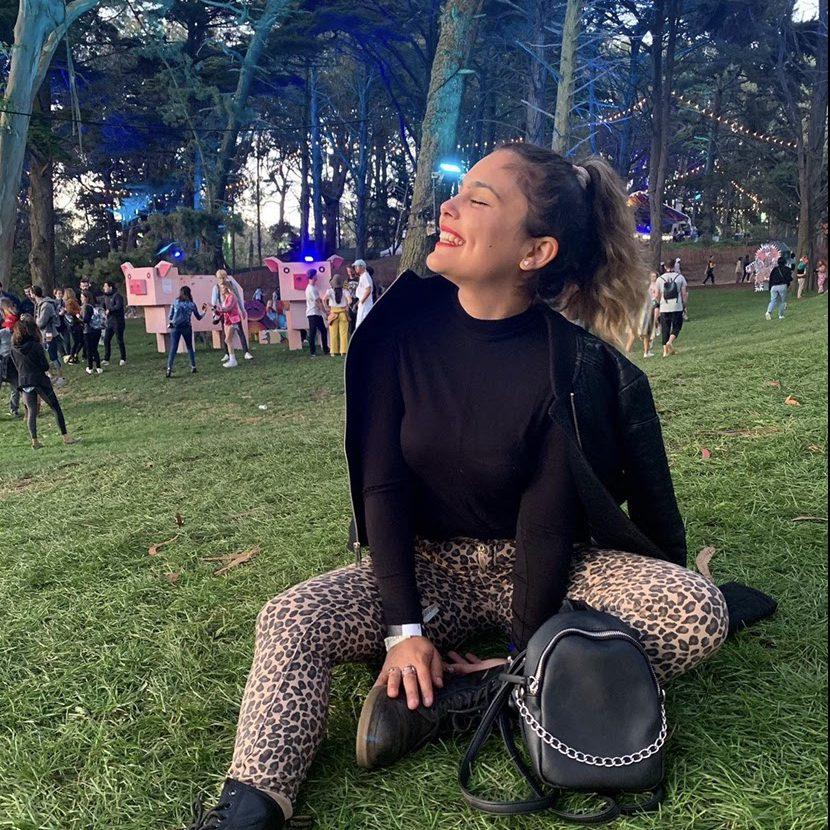 Natalia Pourazar EDM Identity
