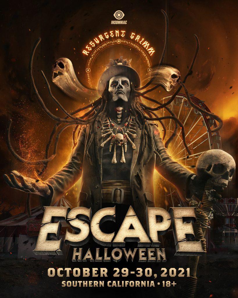 Escape Halloween 2021