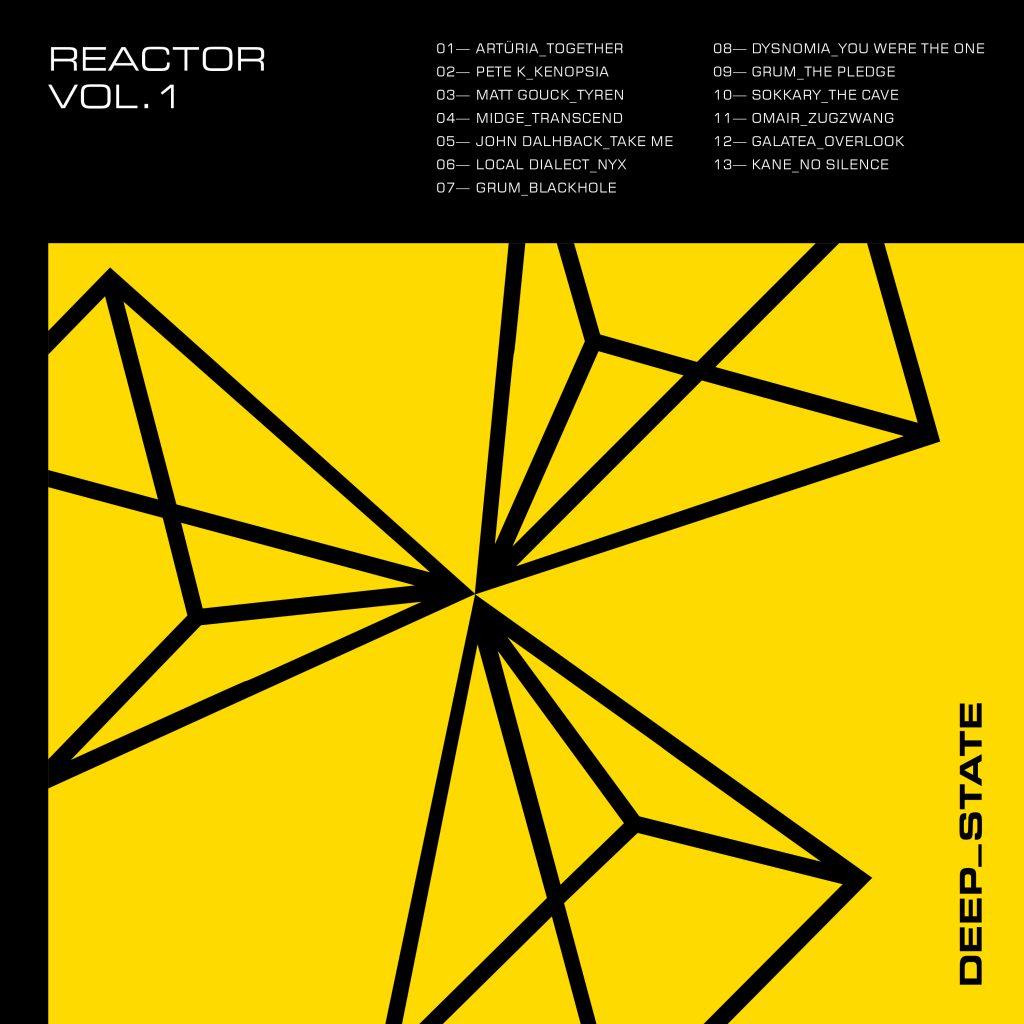 Deep State Reactor Vol 1
