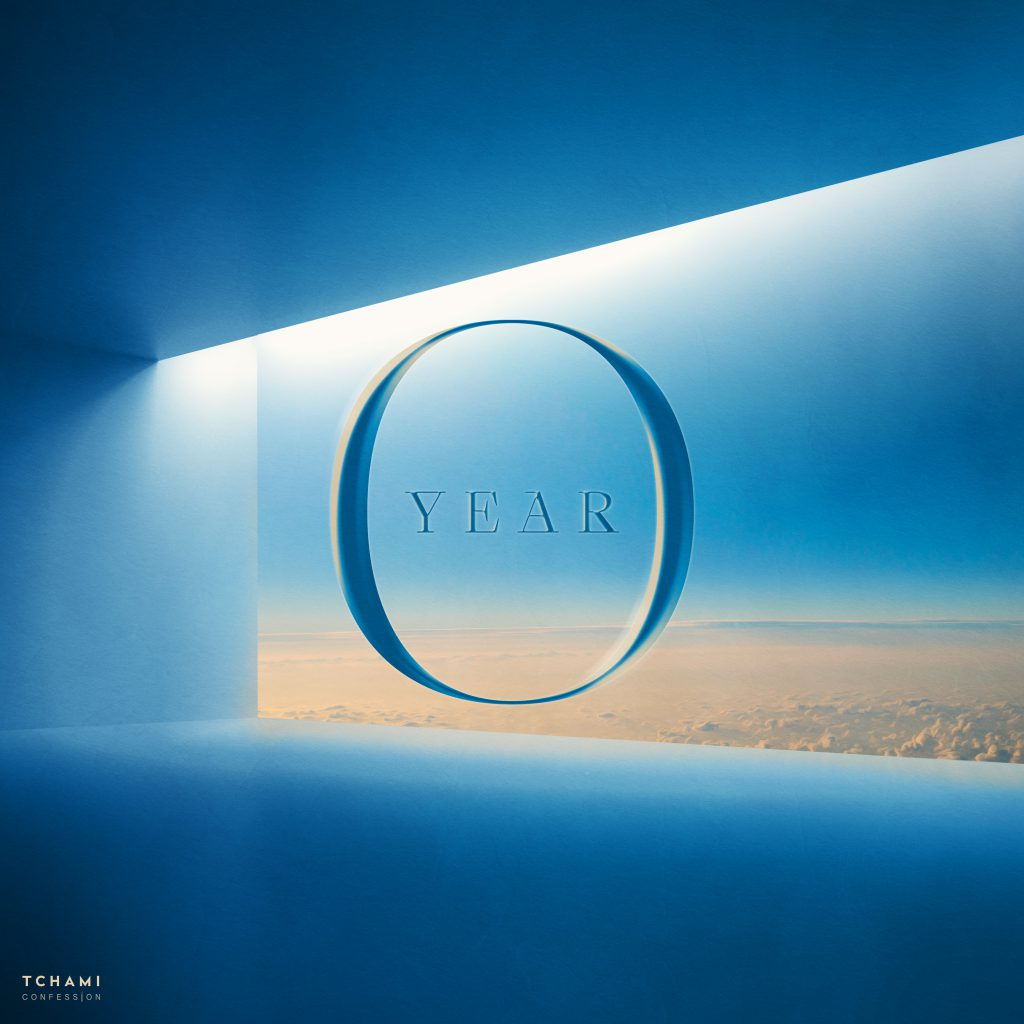 Tchami - Year Zero Cover Art