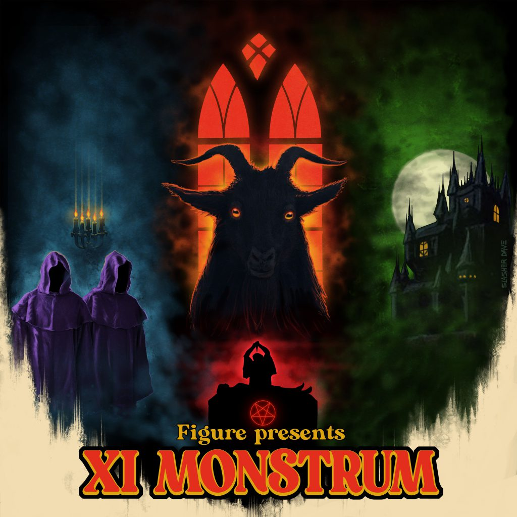 Figure - XI Monstrum