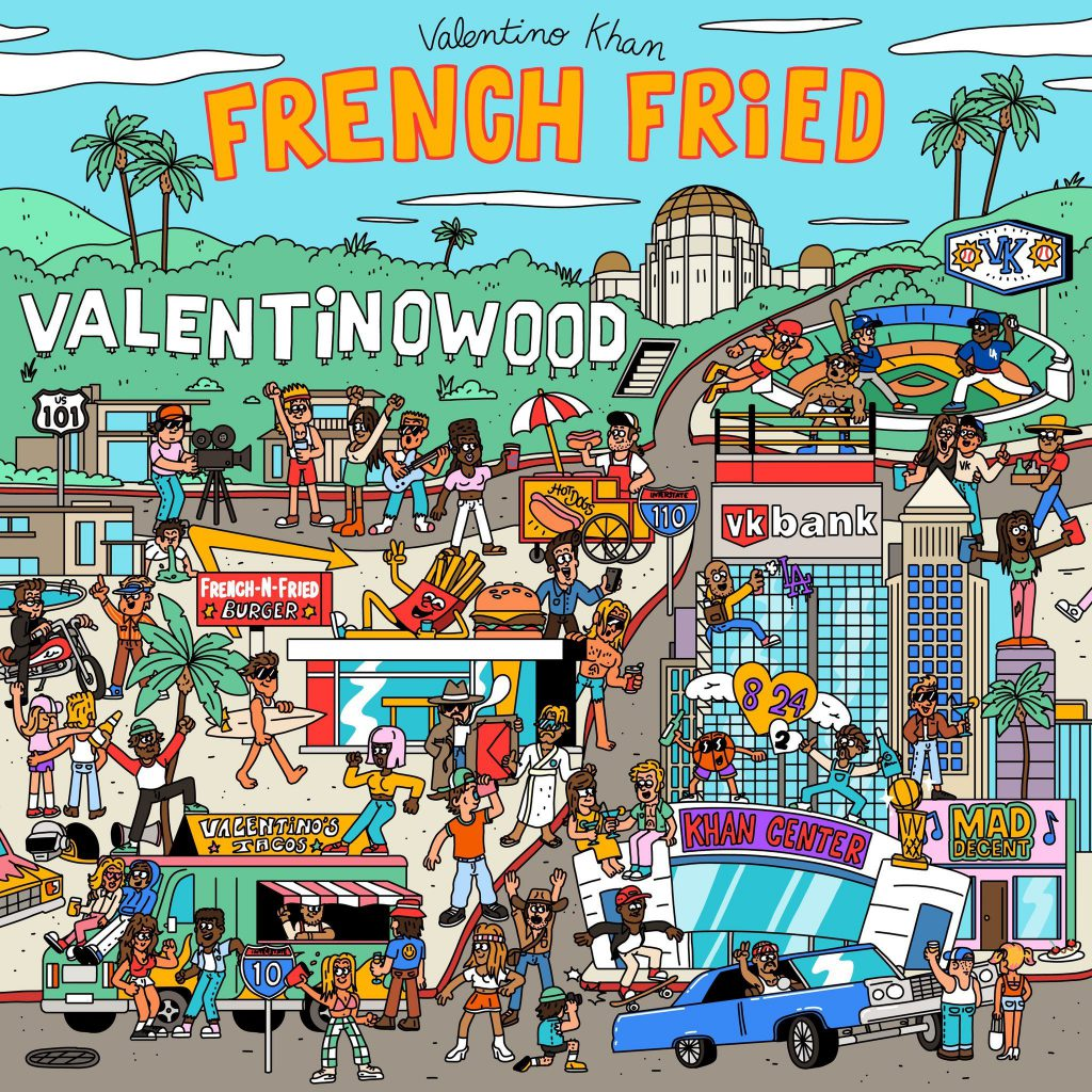 Valentino Khan French Fried