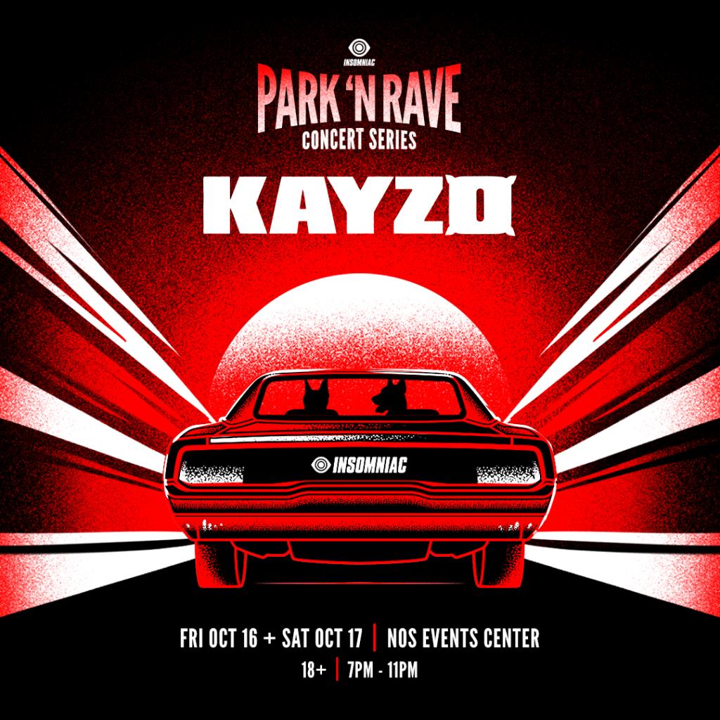 Kayzo Park N Rave