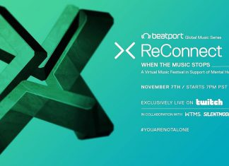 Beatport ReConnect x When The Music Stops: #YouAreNotAlone