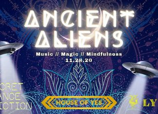 House of Yes Secret Dance Addiction Ancient Aliens