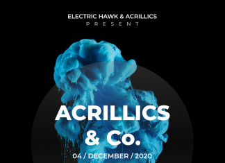 Electric Hawk Acrillics & Co. Livestream