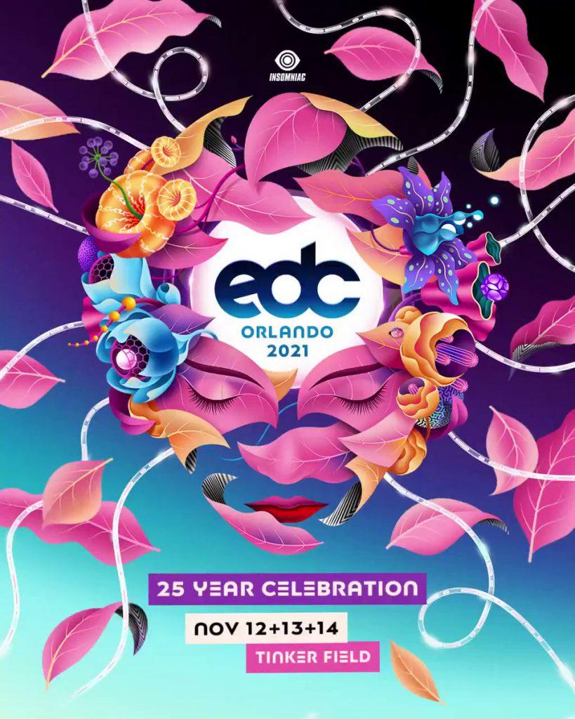 EDC Orlando 2021 Dates