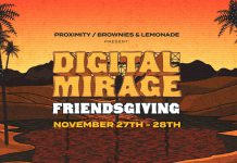 Digital Mirage Friendsgiving