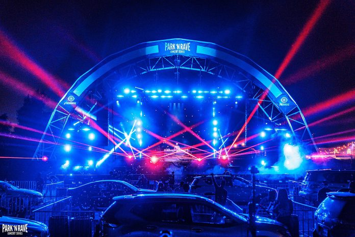 Insomniac Park N Rave Concert Series