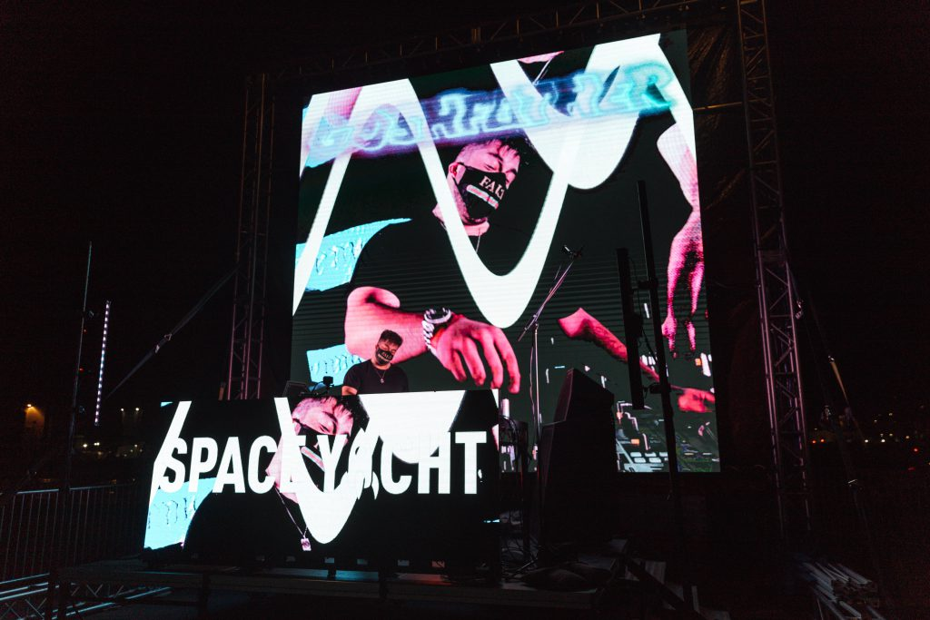 Space Yacht @ The Midway 11.15.20