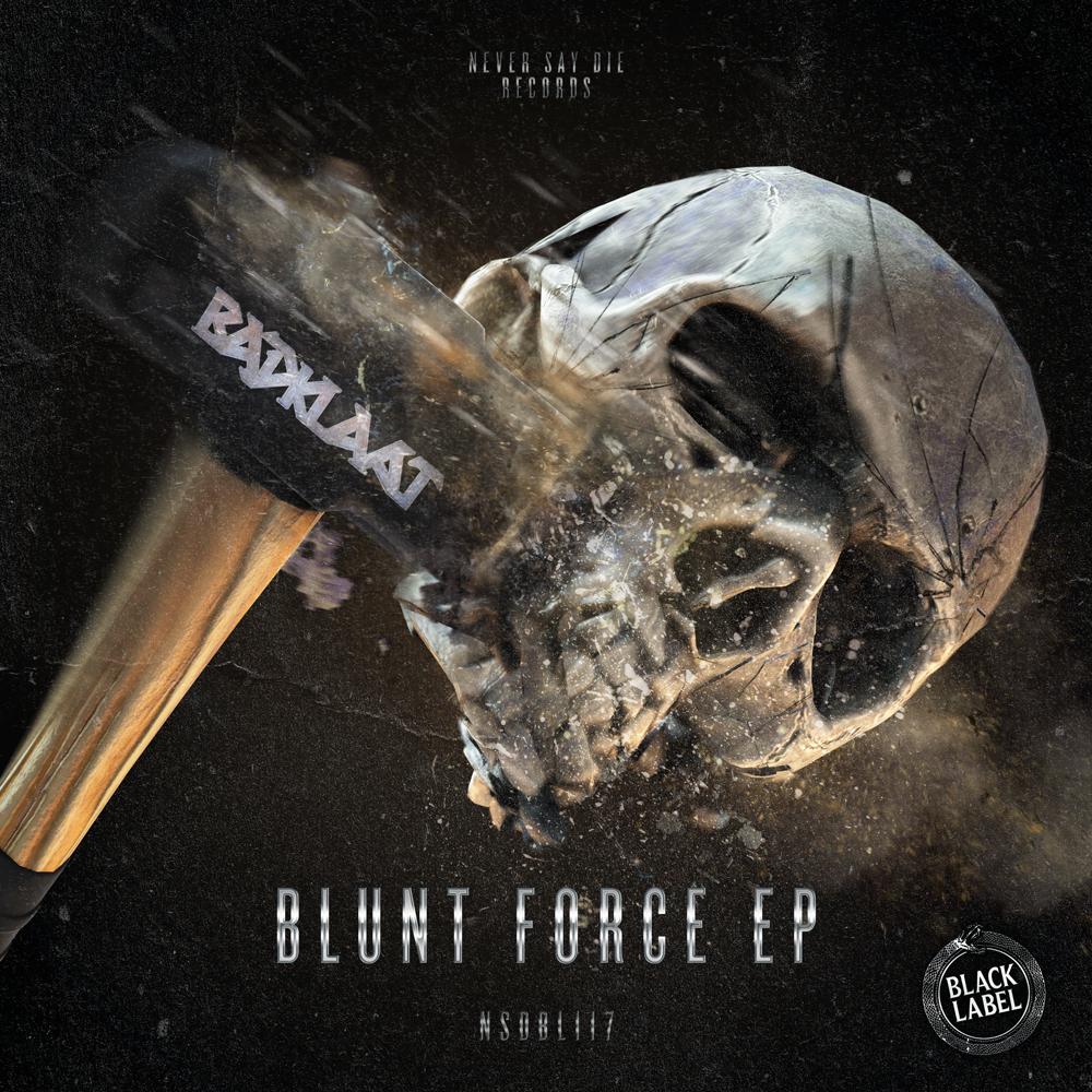 Badklaat - Blunt Force