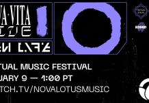 Nova Lotus - Nova Vita Live