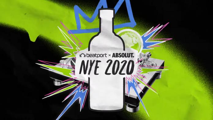 Beatport X Absolut #DanceAway2020 Livestream