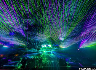 Gareth Emery Laserface The Drive-In OC 2020