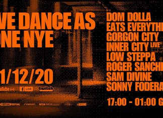 We Dance As One NYE Lineup