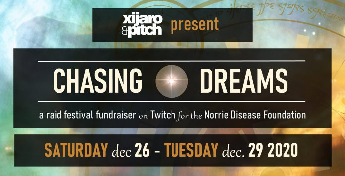 XiJaro & Pitch Chasing Dreams