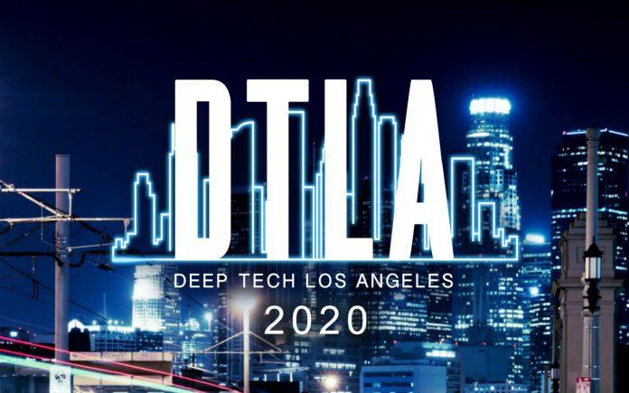 Deep Tech Los Angeles 2020 DTLA Records