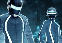 Daft Punk TRON: Legacy