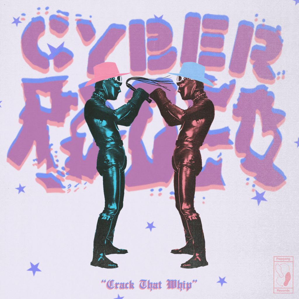 Cyber Rodeo Crack That Whip Art