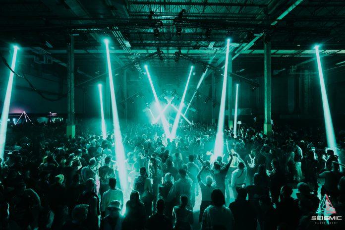 Seismic Dance Event 2019