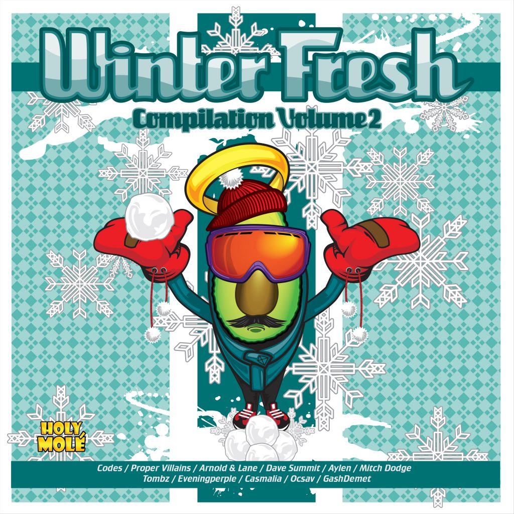 Holy Molé Winter Fresh Compilation Volume 2