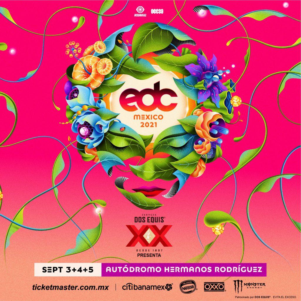 EDC Mexico 2021 September Dates