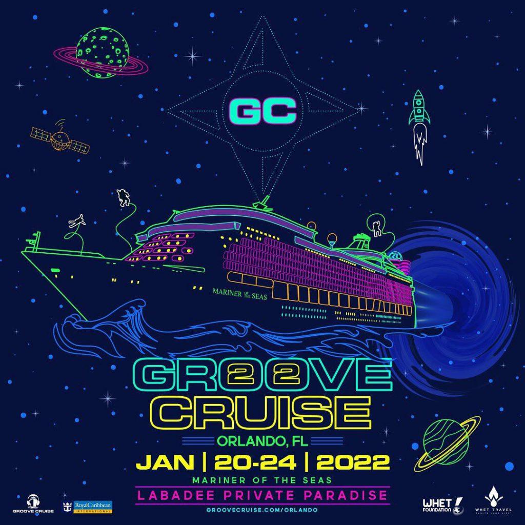 Groove Cruise Orlando 2022