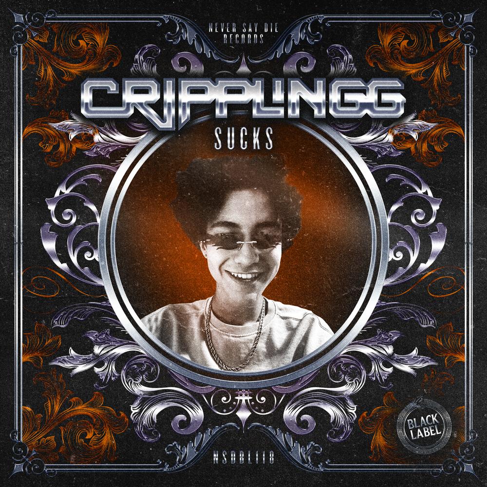 Cripplingg - Sucks EP