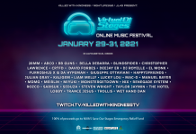 Virtual DJ Stages Launch Music Festival - Lineup