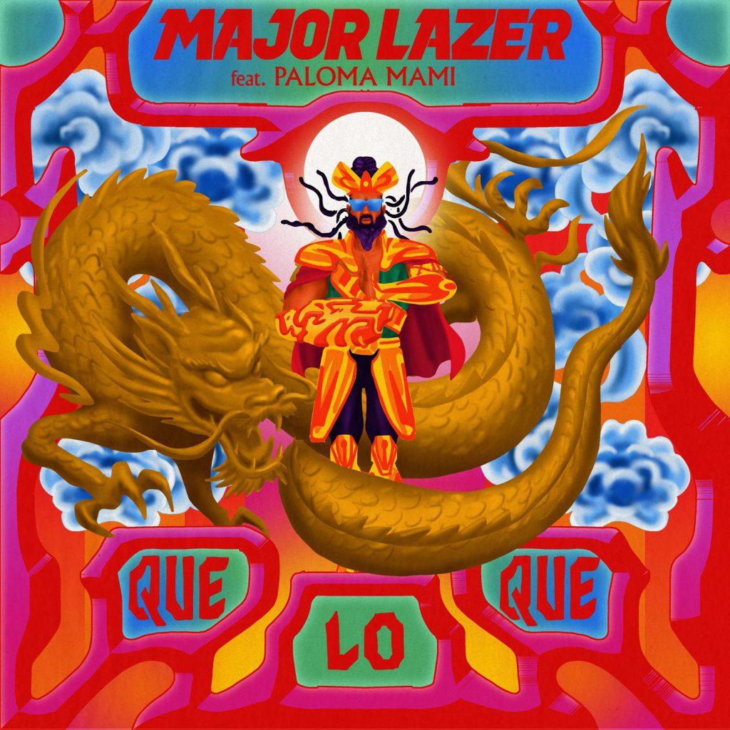 Major Lazer Paloma Mami QueLoQue
