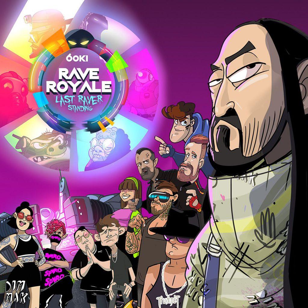 6OKI - Rave Royale EP