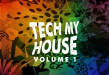 Space Yacht - TECH MY HOUSE VOL. 1 - Cover