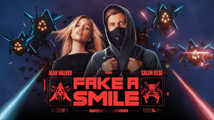 Alan Walker Salem Ilese Fake A Smile