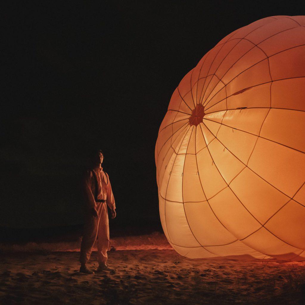 Petit Biscuit Parachute Remixes