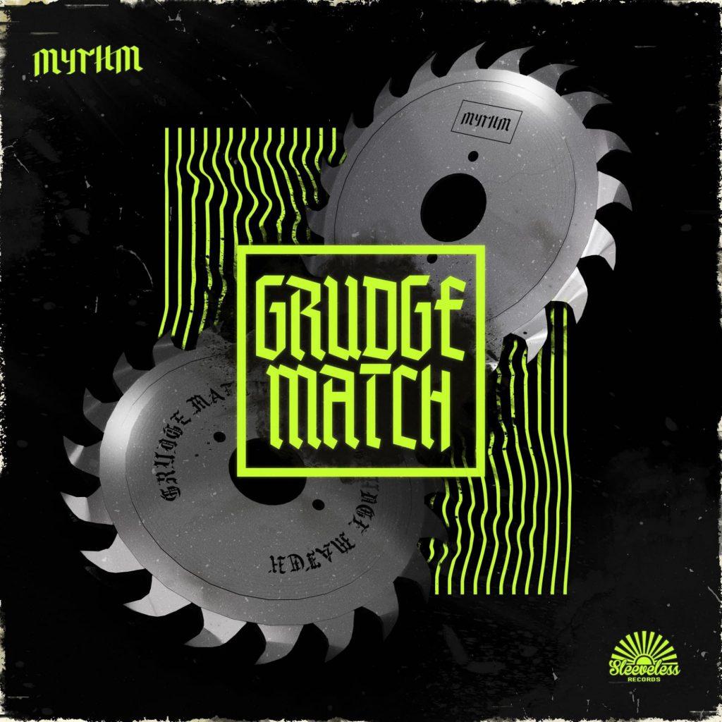 MYTHM - Grudge Match