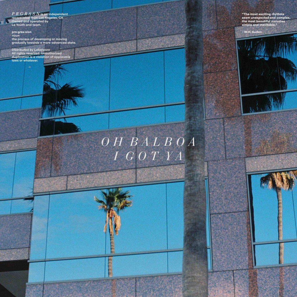 Oh Balboa - I Got Ya