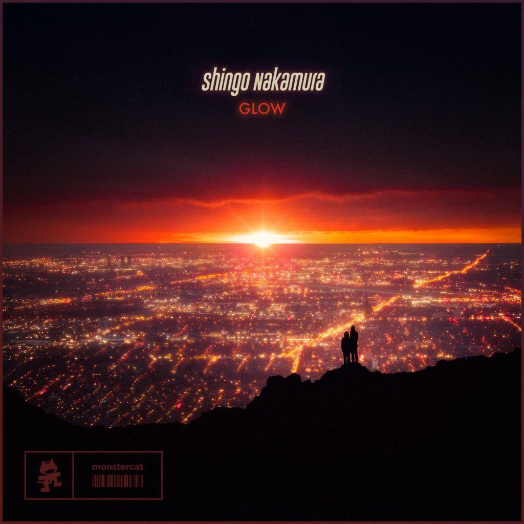 Shingo Nakamura - Glow Album Art