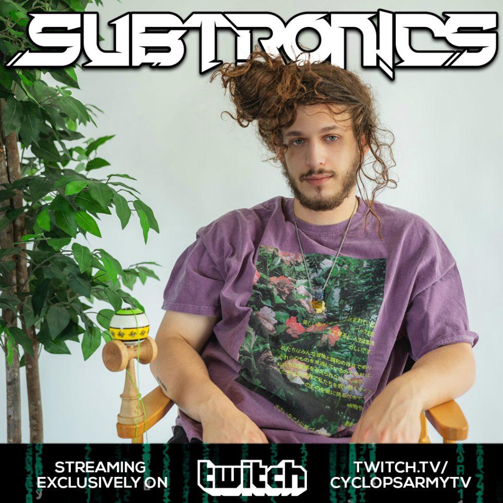 subtronics twitch